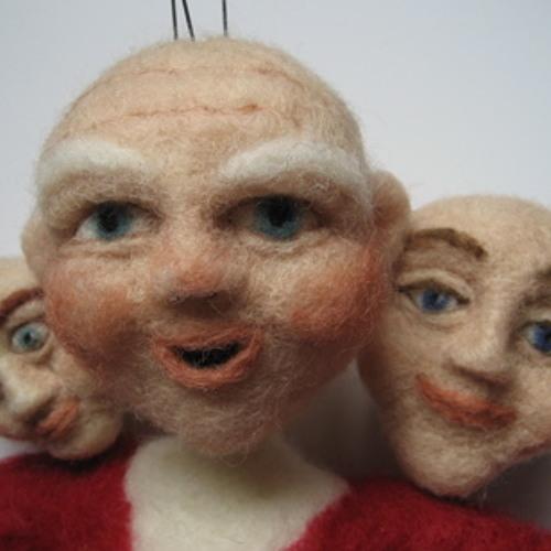 Felt Heads