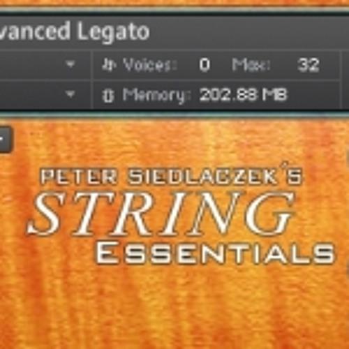 Adventure Mystique - String Essentials 2 & Complete Classical Collection Demo for Peter Siedlaczek