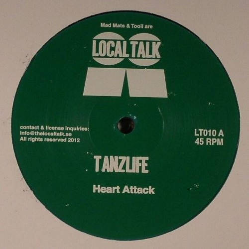 Tanzlife - Heart Attack 12""