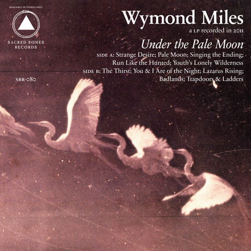 Wymond Miles - Pale Moon