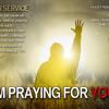 I'm Praying For You