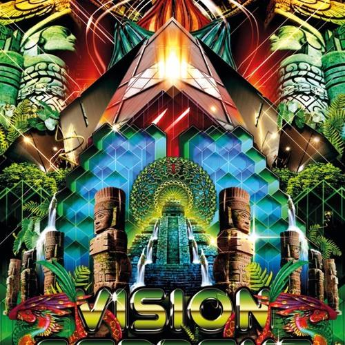 Gokon Rave - DJ Set @ Groovy Troopers Vision Serpent 2012