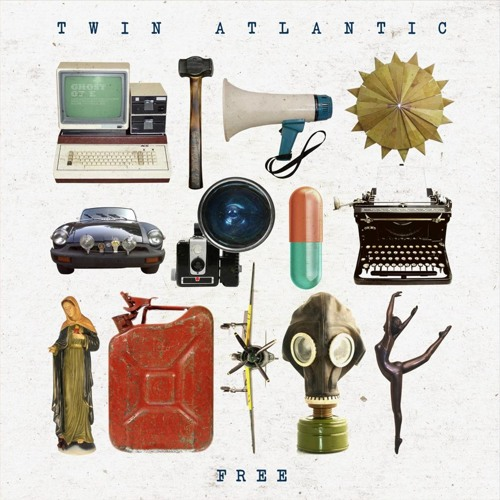 Twin Atlantic - Free ( Khurt Extended Remix )
