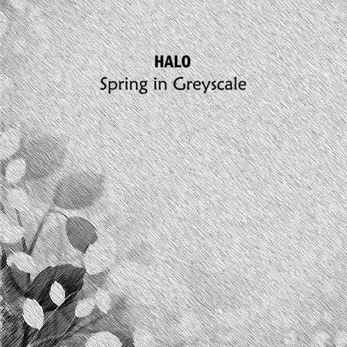Halo - Spring in Greyscale