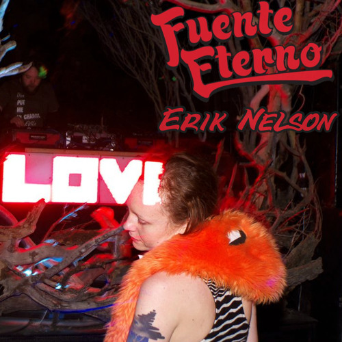 Erik Nelson at Fuente Eterno 2012