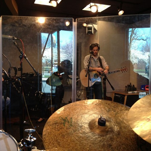 Ryan Fitzsimmons Band on 88.9 WERS for Live Music Week 2012