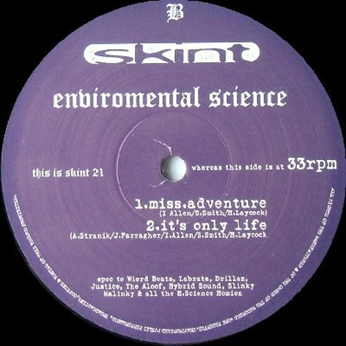Environmental Science - Miss Adventure