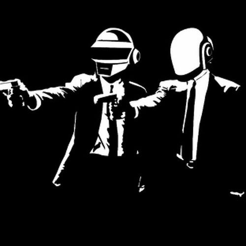 Daft Punk - Fall (Remixed by M83 vs. Big Black Delta)
