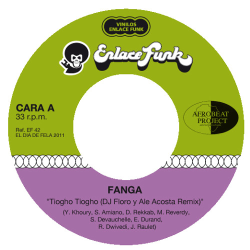 Fanga - Tiogho Tiogho (Ale Acosta & Dj Floro Mix)