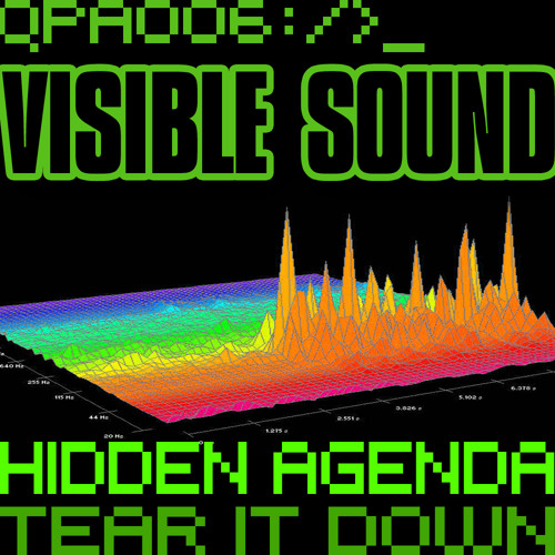 [QPA006] VISIBLE SOUND - TEAR IT DOWN (CLIP - OUT NOW ON QUANTUM PROGRESSION AUDIO)