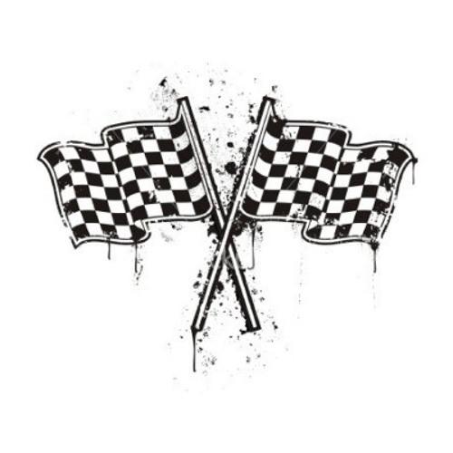 Etnica - Checkered flag ( Disco Hooligans Dub rmx ) unreleased