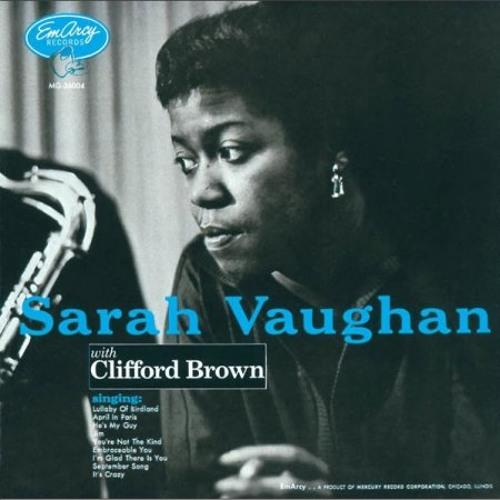 Sarah Vaughan - Lullaby of Birdland (1)