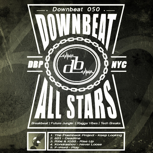 [OUT NOW] DBP050 |THE DOWNBEAT ALLSTARS| '5 TRACK SAMPLER'