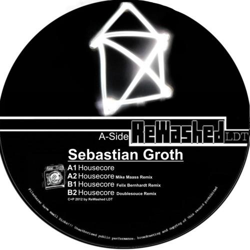 "Sebastian Groth - Housecore (SC-Preview) OUT NOW ON 12"" VINYL & BEATPORT"