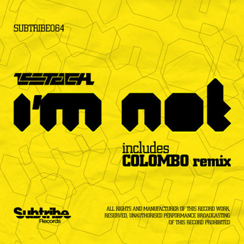 Detach : I'm Not! (Colombo Remix) Subtribe Records