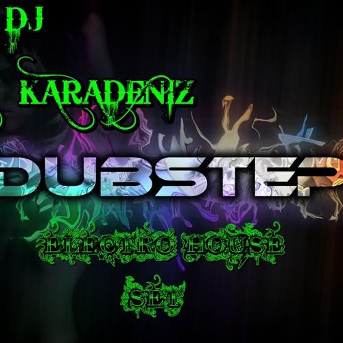 Dj özcan karadeniz Dubstep&Electro house set 2012