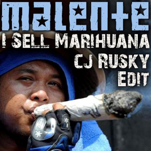 Malente - I Sell Marihuana (cj Rusky Edit)