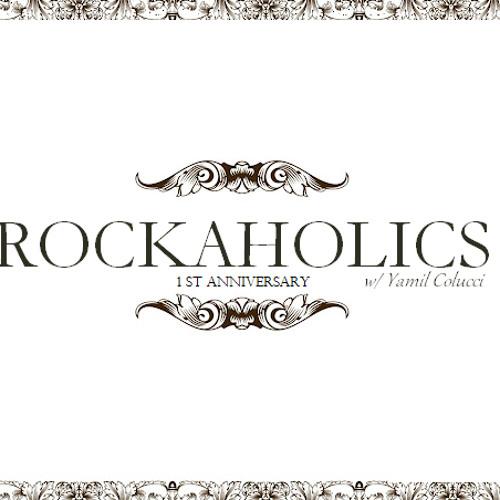 Yamil Colucci - Rockaholics 1st Anniversary (Vol. 13) - March 2012