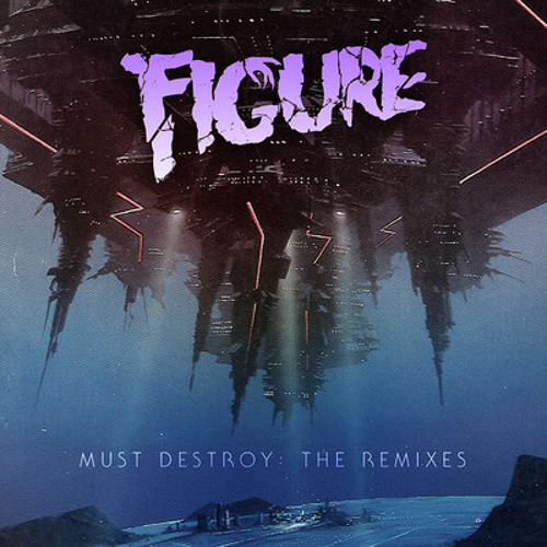 Figure - Must Destroy (Line 47 Mommy Mix)