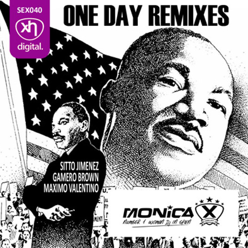 SEX040: MONICA X - One Day (Gamero Brown Remix)