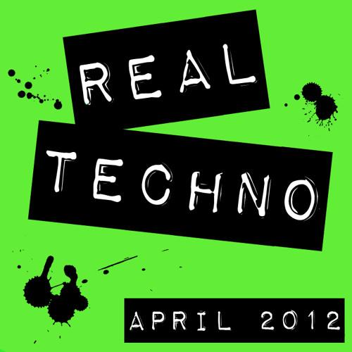 Noccio present REAL TECHNO April 2012