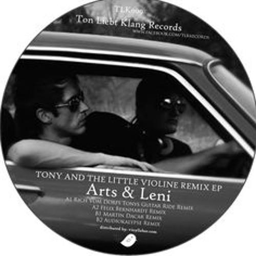 Arts & Leni - Tony and the little Violine (Rich Vom Dorfs Tonys Guitar Ride Remix)