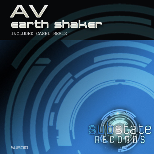 AV - Earth Shaker (Preview) [OUT NOW]