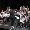 High Arcal concert band at the Royal Academy of Music 2012
