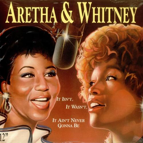 A.Franklin & W.Houston - It Isn't It Wasn't It Ain't Never Gonna Be (Hgm & Soul'n'Vibes Rmx)