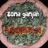 09-. Dos que Brillamos - Zona Ganjah[2007] Portada del disco