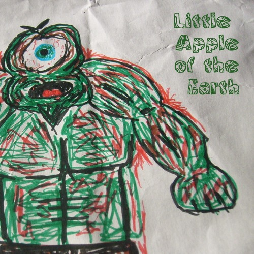 Iris & Arm - Les Courants Forts (Little Apple remix, 1st mix)