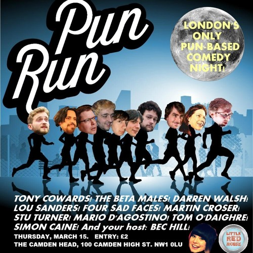 Pun Run: 15 March 2012