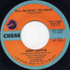 Jimmy Ruffin ''Tell Me What You Want'' (A Tom Moulton Mix)
