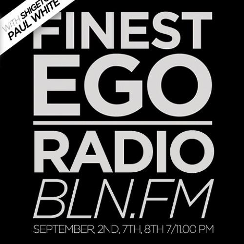 Finest Ego #4 mit Shigeto und Paul White
