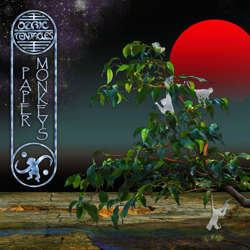 Ozric Tentacles - Lost In The Sky (from Paper Monkeys)