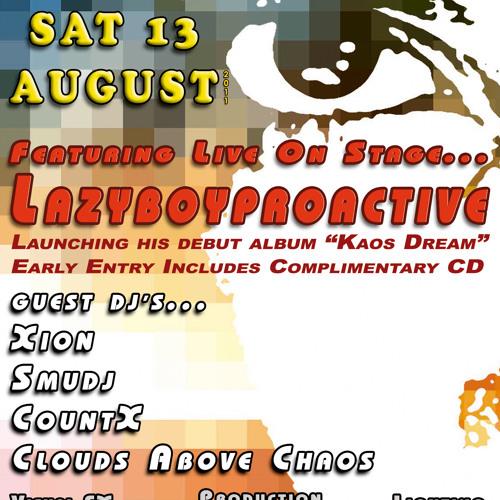 Kaos-Dream-Launch-Live-08/2011