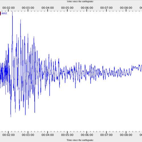 Christchurch Earthquake Mw6.3 21st Feb *02011 - Ryan McGee