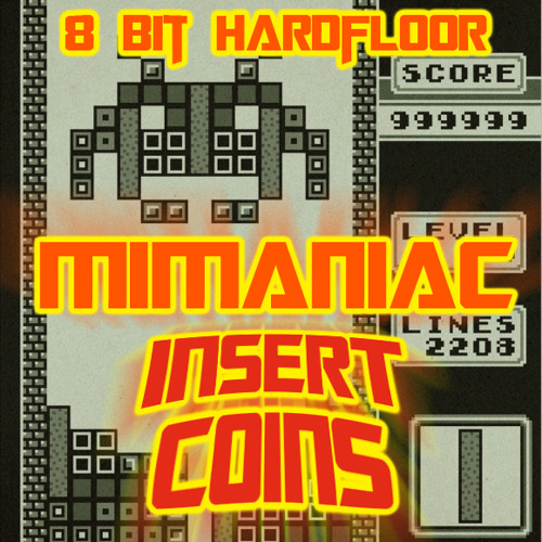Mimaniac - Insert Coins [OUT NOW on Paranoize 10 - Astrofonik]