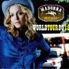 Madonna World Tour 2012 Music (Studio Version)