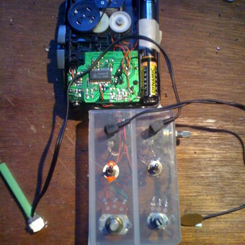 Improvisation for Walkman (Without Tape)