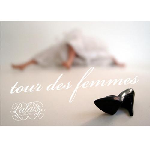 Tour des femmes live 17032012