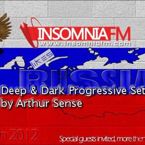 Arthur Sense - Insomniafm Like Russia Guest Mix [30.03.2012] on Insomniafm.com