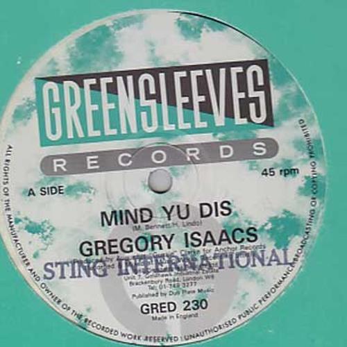 Gregory Isaac Vs Strange Rollers - Mind U Dat FREE 320