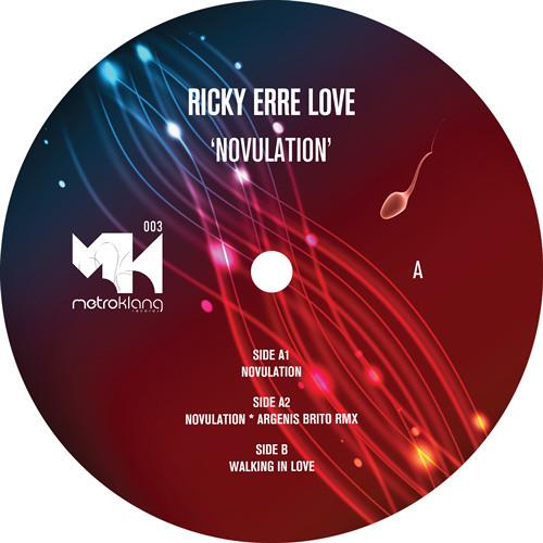 mkl003 - A1 - Ricky Erre Love - Novulation - out now -