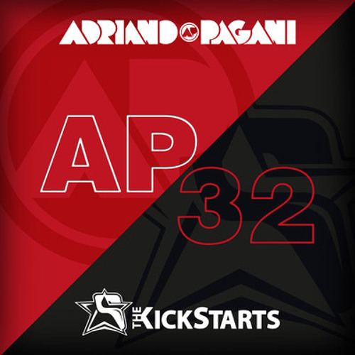 The Kickstarts & Adriano Pagani - AP32 (KID KAIO REMIX) RIGID RECORDS