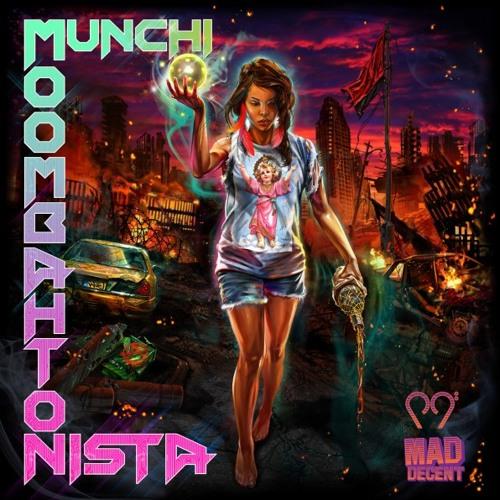 Munchi - La Brasilena Ta Montao ft. Angel Doze