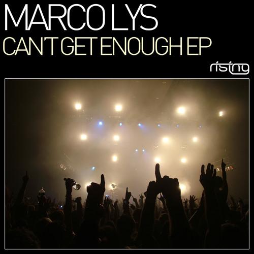 "Marco Lys ""Can't Get Enough"" EP - Minimix Demo Clip"