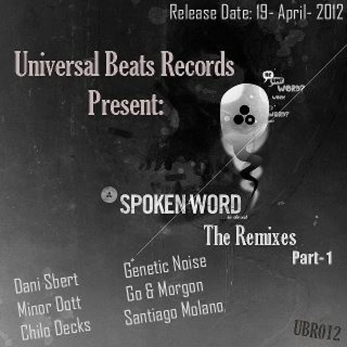 Cristhian Hoffmann - Spoken Word (Genetic Noise Remix) Universal Beats Records