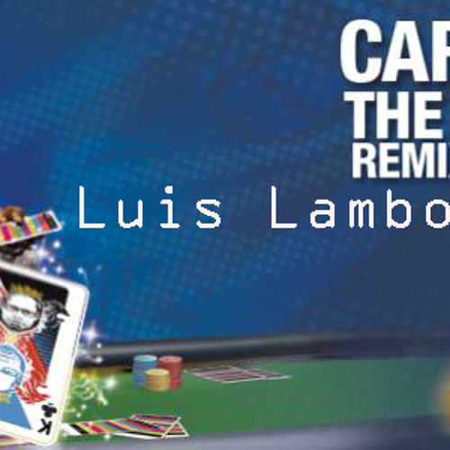 Carl Cox - The Player (Luis Lamborghini remix)