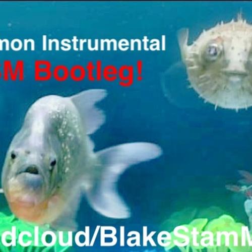 The Salmon Instrumental - Blake Stams Upstream Tun-a Bootleg